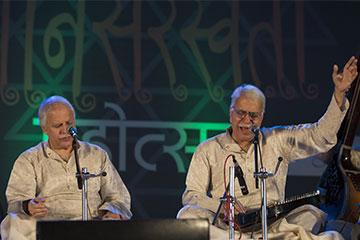 Shruti Sadolikar - Amjad Ali Khan - Night Ragas Volume Four
